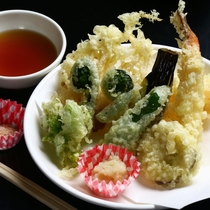 【定食プラン】天ぷら定食・・・◆食事処 みよし野◆