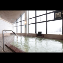 【2つの温泉】・飯田温泉・大峯温泉 別々の湯船で入れます♪