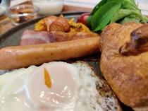ご朝食 洋食プレート