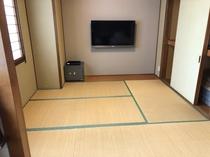 和室三人部屋