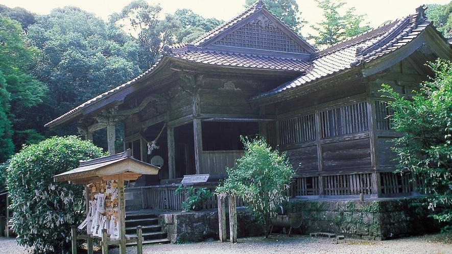 *【周辺観光】東霧島神社