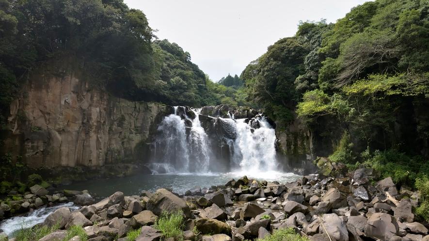 *【周辺観光】関之尾滝