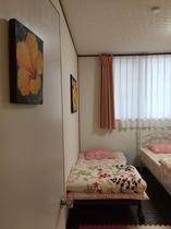 客室(ベッドルーム)