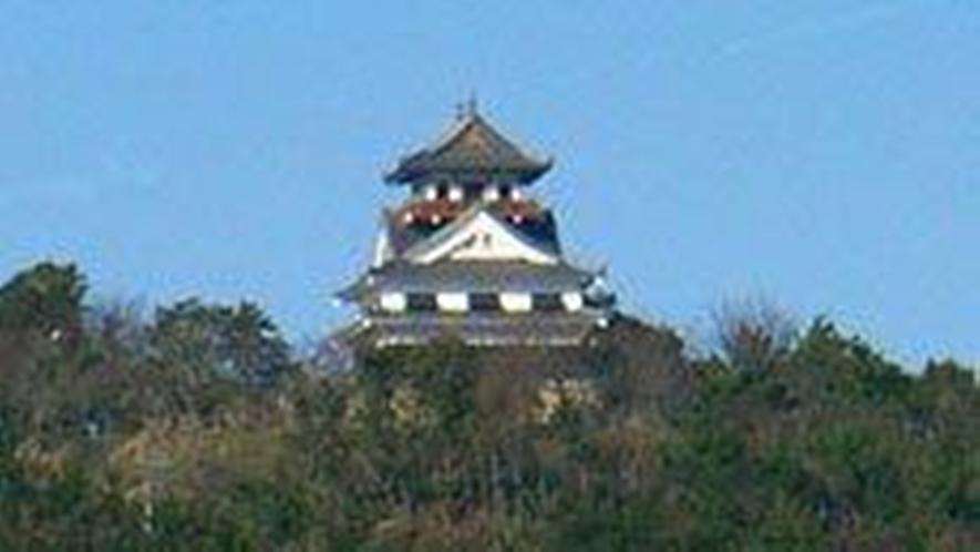 *川之江城