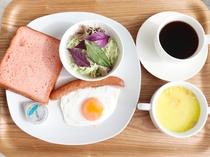 朝食プレート7