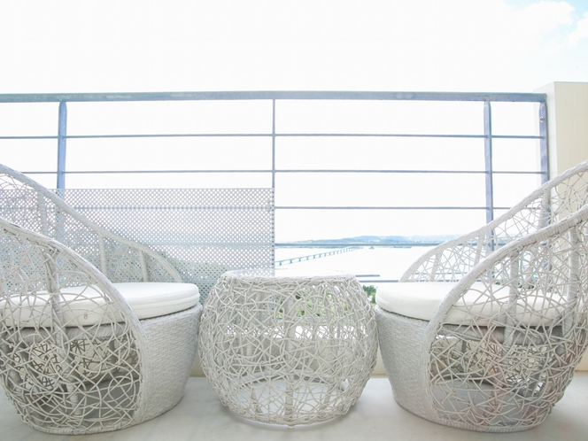 スタージャスミン バルコニーチェア&テーブル