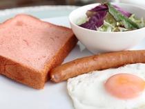 朝食プレート5