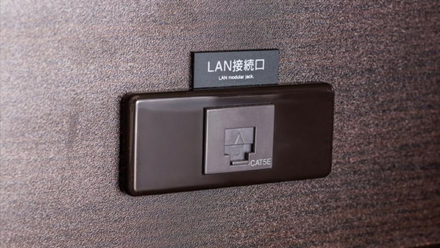 ■有線LAN