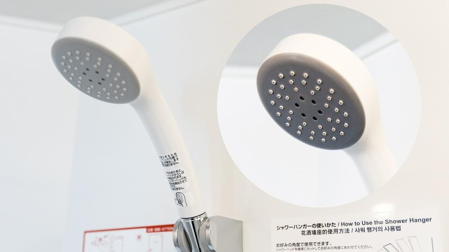 ■節水シャワーヘッド