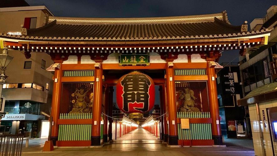 ■浅草 雷門