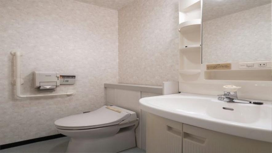 シングル・ツインルーム・和室(バスなしトイレと洗面台)