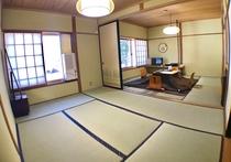 広々和室14畳/ファミリールーム