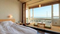 *和洋室一例/2015年リニューアルで快適!大きな窓が解放感いっぱいのお部屋。