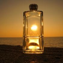 *日本海に沈む夕日の美しい景色をお土産に・・