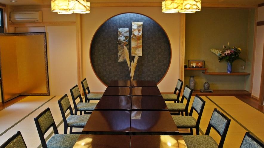 *館内/宴会場は同窓会やお祝いなど各種イベントにお使いいただけます。