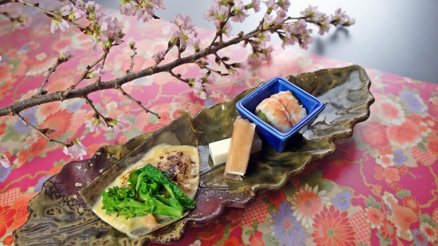 *春料理一例①/