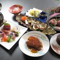 *料理(冬)/寒ぶりなど日本海の冬の旬を楽しめるお料理