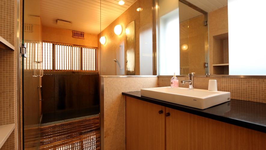 特別室『椿』-洗面・個室風呂付き-