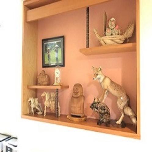 ☆廊下装飾