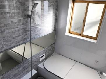 お風呂2階(2018年に完成したジェットバス付きお風呂です。)