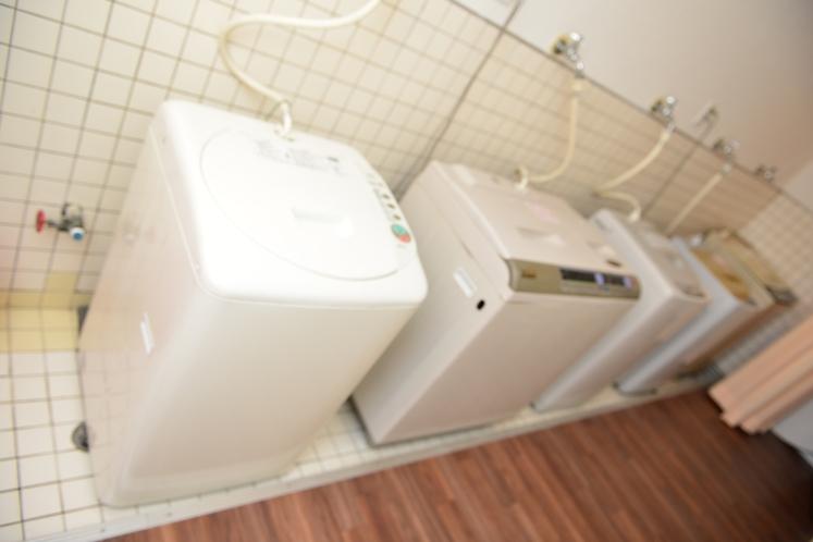 洗濯機・コイン式乾燥機