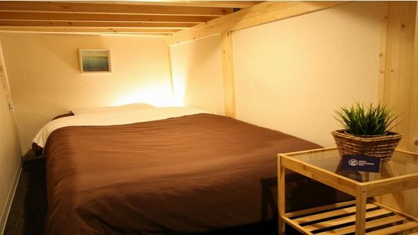 ベッド個室(1名様予約用)