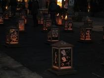 善光寺灯明祭り