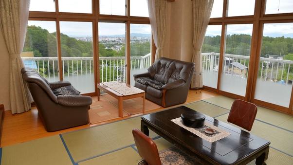 ◆旭岳を望む眺望の良いお部屋【禁煙】