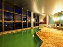 大浴場【夜景】