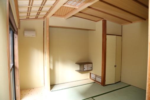 デラックスツイン和室