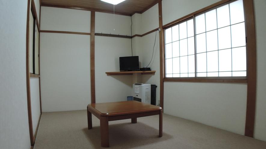 *【和室8畳一例】飾り気のないシンプルなお部屋です