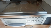 IH cooking heater