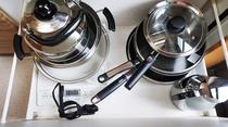 Frying pan, pot