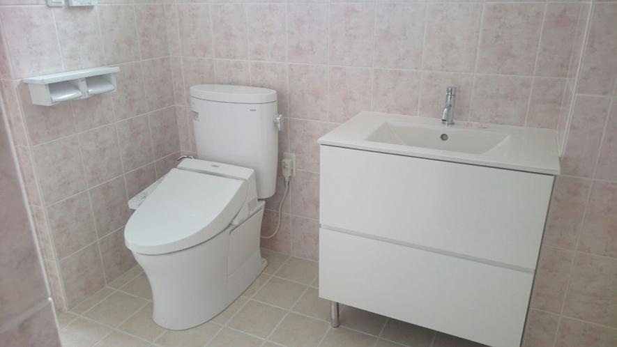トイレ、洗面室