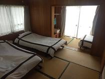 102 寝室