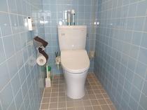 各部屋トイレとバスルームは別となります