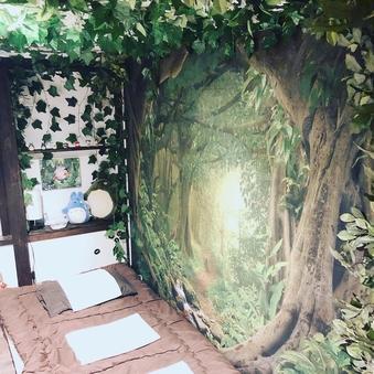 ◎森の部屋(2名様まで利用可 個室)◎