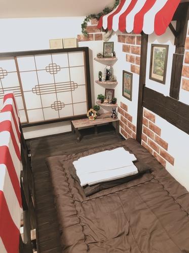 森の部屋(2階)