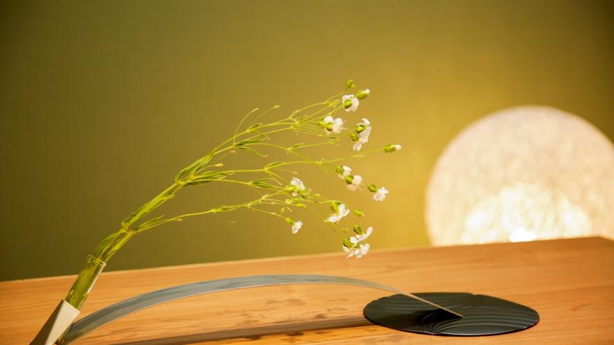 【竹田を感じられる季節の花】