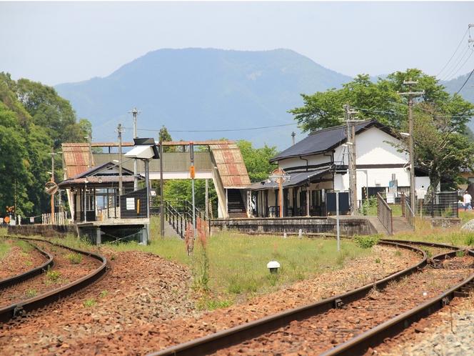 【竹田駅までもうすぐ!】