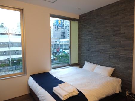 ホステル宿泊体験型の個室 キングルーム