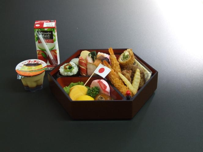 泉仙のお子様用お弁当。