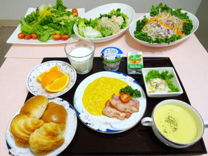 朝食例(洋)