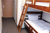 2段ベッド(2名)