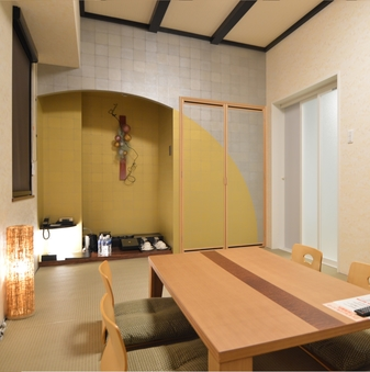 【禁煙】ファミリー和室 31平米