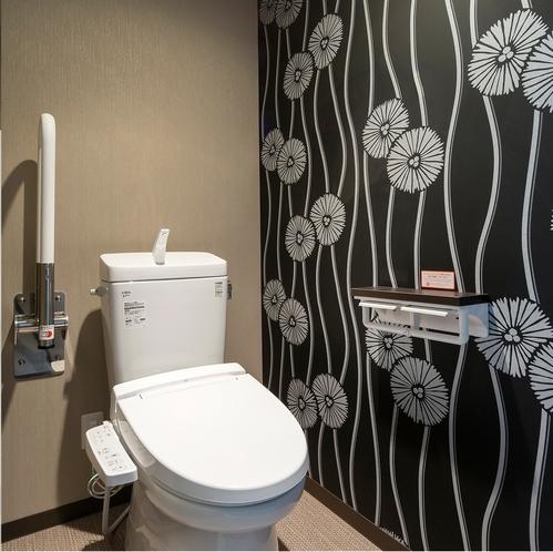 2階 ファミリー和室 トイレ バリアフリー設計!