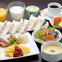 朝食-洋定食-