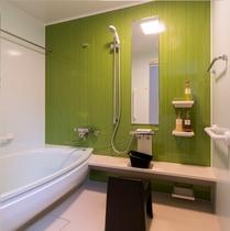 2階 ●ファミリー和室 お風呂