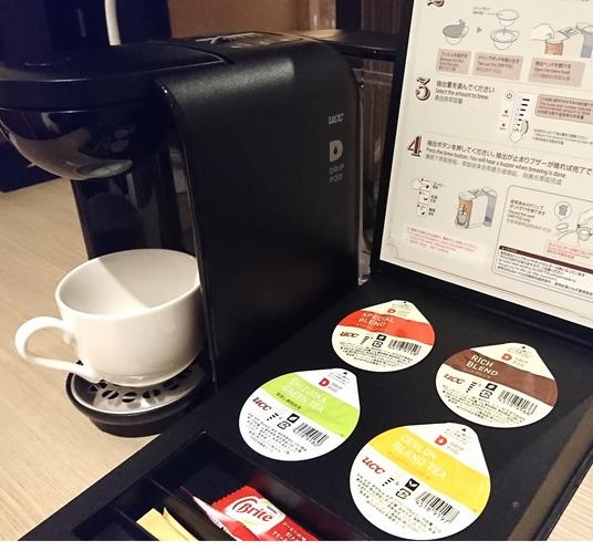 UCCドリップポッド~珈琲2種・紅茶・緑茶~