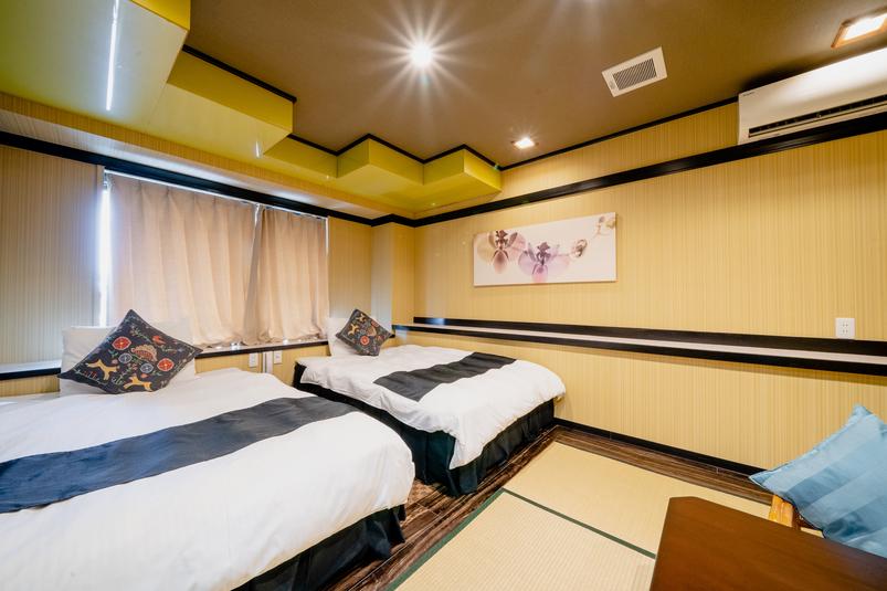 ツイン和室 (2)